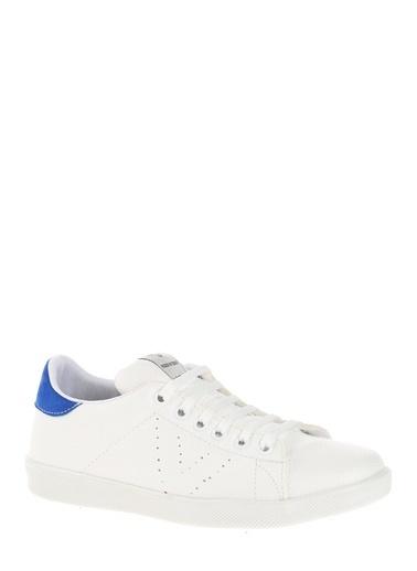 Derigo Sneakers Ayakkabı Saks